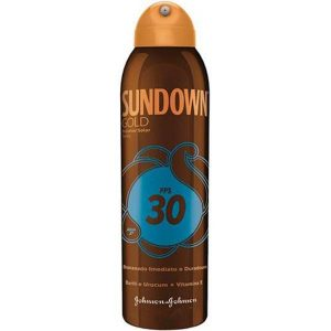 Bronzeador Sundown Gold Spray FPS 30 200ml